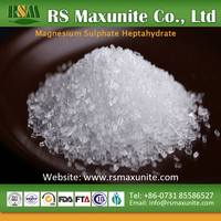 Industry grade catalyst use magnesium sulphate heptahydrate
