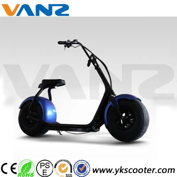 popular city 2 wheels electric scooter with seat