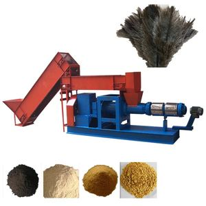 Quality assurance Feather Powder/Feather Meal/feather Extruder factory price