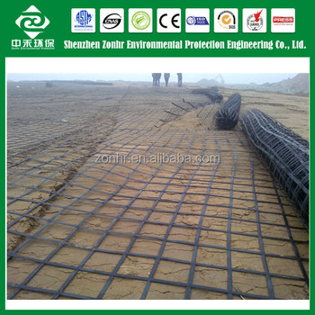 Gravel Stabilization Grid Wire Mesh For Slope Protection