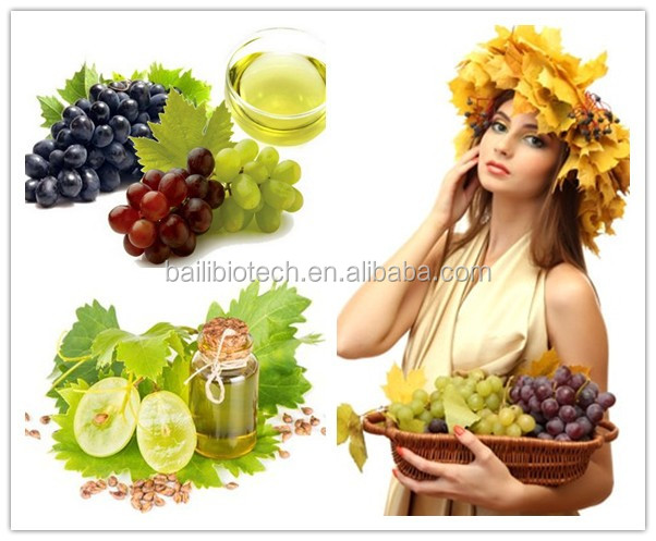 Botanic extract Grape Seed Oil power product