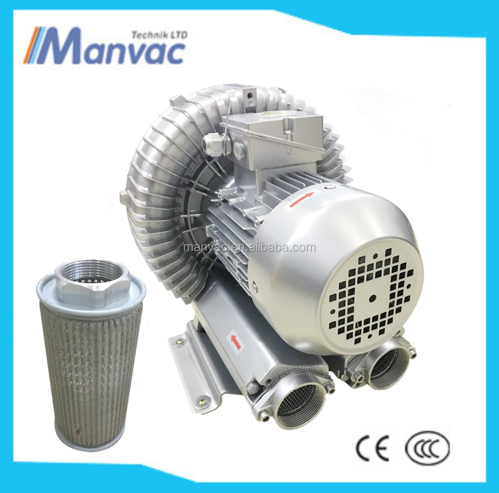 Hot selling machine High Quality Dry Air Ring Blower with best quality and low price