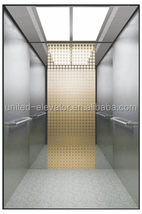 Large space freight elevator with best price and quality for construction use