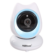 2017 BEST selling security wireless wifi ip camera with temperature humidity Detection cctv