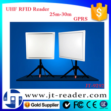 ISO 18000-6C Impinj R2000 900MHz RS232,GPRS,Wiegand long range integrated passive RFID Reader for Production line management