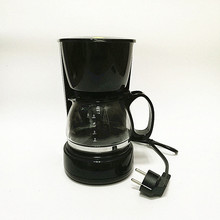 Keep Warm 4-6 cup Pod Coffee Machine Home Use Drip Coffee Maker