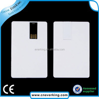 cheap blank usb card with 8gb 16gb