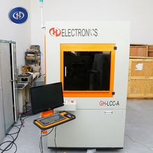 LCC1401-B 2d long time double heads laser cutting machine price