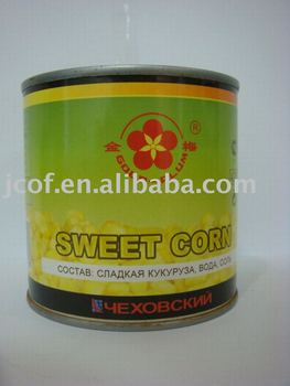 canned food-canned sweet corn(727)