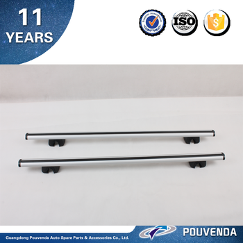 Universal Aluminum alloy roof rack cross bar fit for all car