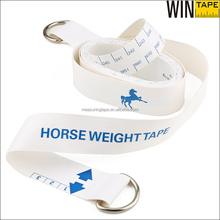 Professional folding livestock measuring tape horse circumference gauge tape
