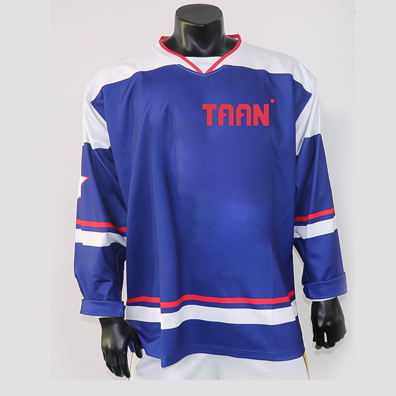 design custom make personalized your own team professional high quality ice hockey jerseys uniforms