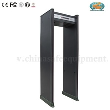 High quality walk through door frame metal detector using for outdoor