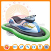 Battery Powered inflatable Water Scooter 1100cc jet ski price