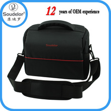 New Arrival Digital Camera Bag for DSLR SLR With Rain Cover
