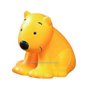Lovely PU Dog Stress Ball, Dog PU Toy