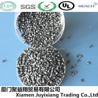 Engineering Plastic Recycled PP Polypropylene Pellets White PP Granules