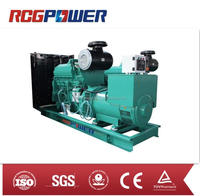 R-CC900/S CCEC engine 900kVA/720KW prime power Open and silent Type Diesel Genset