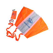 polyester material single color printing kite