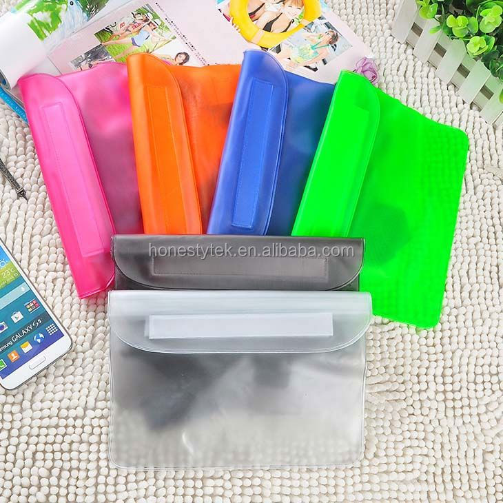 HT0256 mobile phone bag case ,nylon waterproof bag,high quanlity wholesale cell phone bag