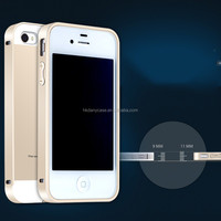 mobile phone case for iphone4,front and back case for iphone 4,blank case for iphone 4