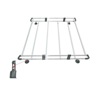 hot sale original make removable aluminum roof luggage rack with good quality