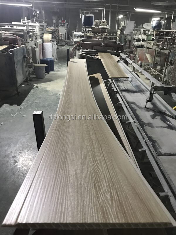 Decorative laminated pvc wood wall panel for ceiling and wall