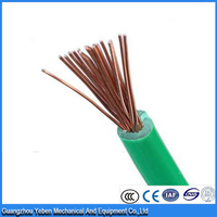 Hot use H07V-R Copper Flexible Wire Covering Cable