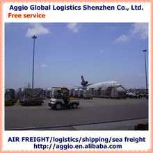 aggio freight forwarding agent from shanghai to caracas