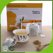 Natural Herbal Organic Chamomile Flower Tea