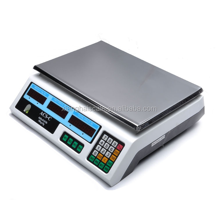 ACS Electronic Weighing Scale Price Philippines