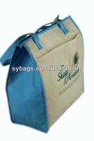 large capacity ice bag / thermal insulated bag / environment-friendly cooler bag