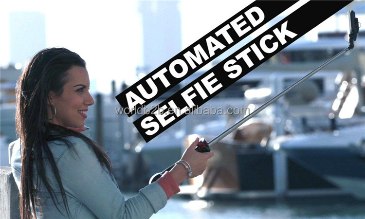 factory innovation fashion automated selfie stick with mini fan beauty light selfie stick as. Black Bedroom Furniture Sets. Home Design Ideas