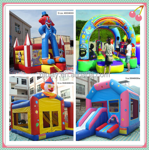 Kids Outdoor Amazing Bounce Inflatable Playground