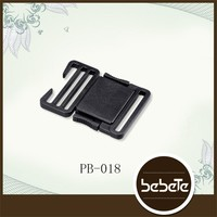 whoesale high quality plastic cam buckle safety buckle