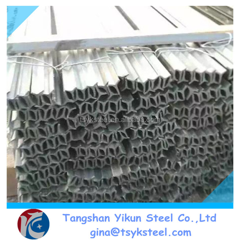 Agricultural Competitive Price Aluminium Steel Y And T Type Fence And Star Picket Post