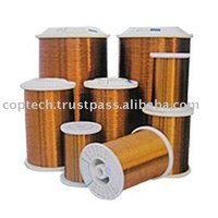 Round & rectangular enameled copper wire
