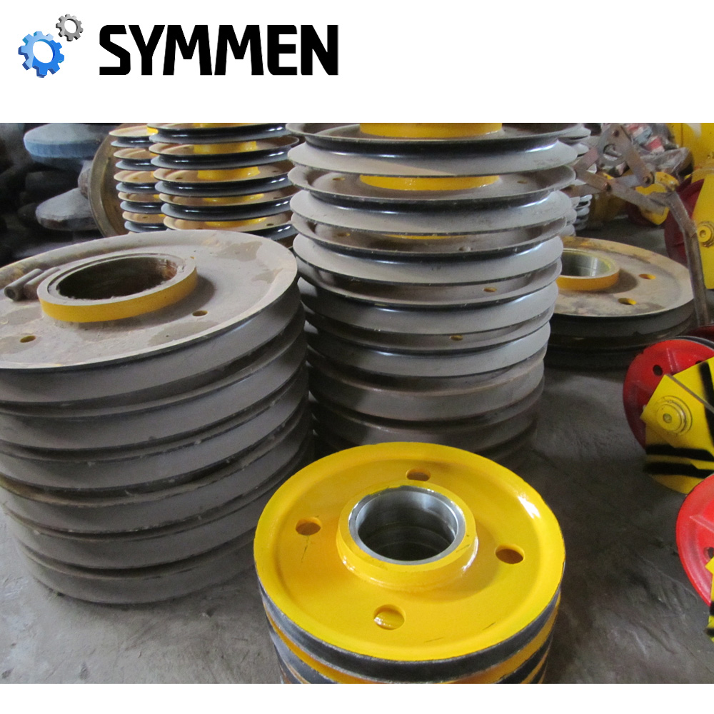 High quality heavy duty Bogie Wheels