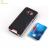 ID Card Holder Function Carbon Fiber Pattern Back Cover Metal Texture Frame Hybrid Phone Case For Samsung Galaxy S8