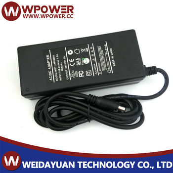 AC Power Adapter KC 24 Volt 3 Amps 72 Watts Desktop type