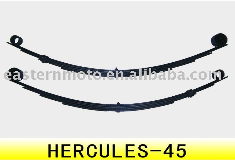 Leaf spring for tricycle/China tricycle parts/3 wheels motorcycle parts/tricycle parts in Peru,Colombia,Chile,Egypt,Morocco