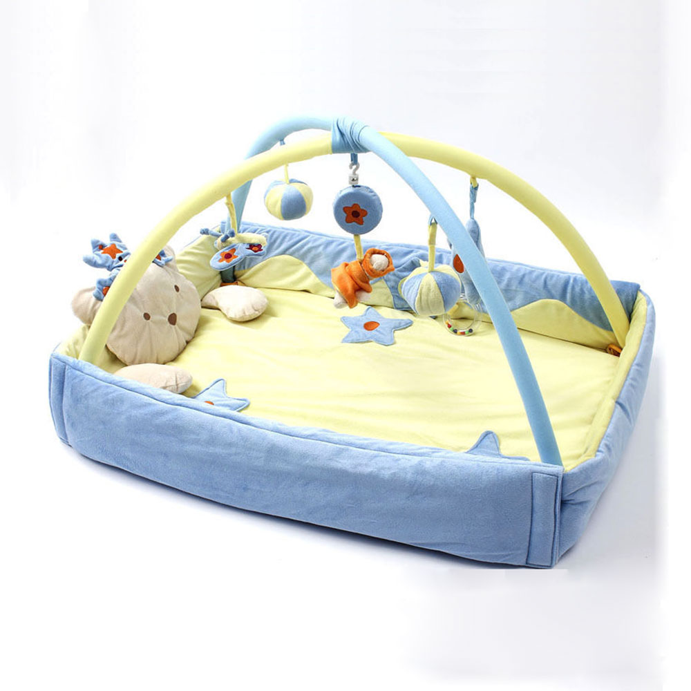 2016 safety baby play gym with sides