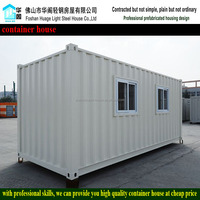 low cost prefabricated house for comforatable livi