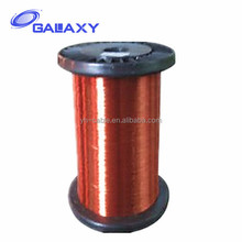 Diameter 0.10mm-5.00mm 180 C polyester ECCA enameled copper clad aluminum motor winding wire
