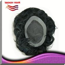 Indian Remy Kinky Curly Toupee