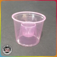 Colored Plastic Bomber Cup