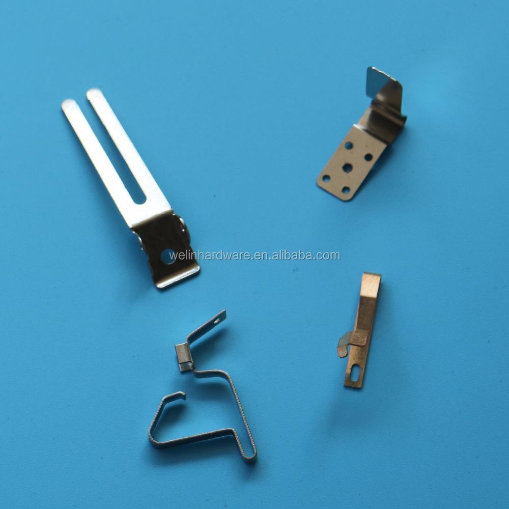Oem Beryllium Copper With Nickel Plating Retainer Spring For Trimmer ...