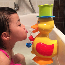 New style high quality kids Favorite toys yellow bath duck
