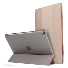 Wholesale Folding Leather Stand Tablet Cases Smart Cover For new iPad air 9.7 Case