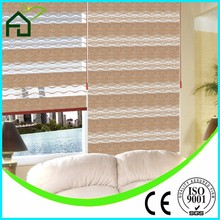 new design zebra roller curtain/Zebra Blinds for rooms decor
